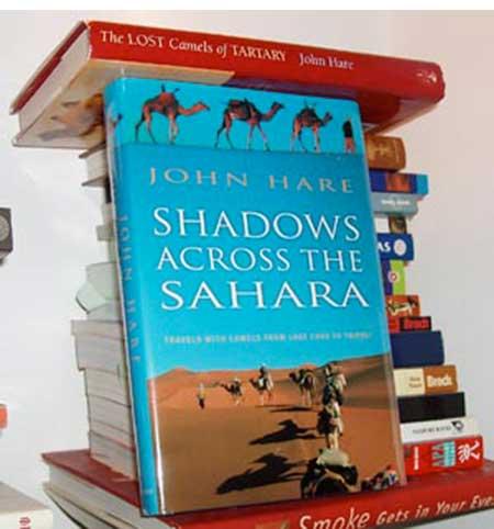 John Hare, Shadows Across the Sahara, Hanns Vischer, 1906
