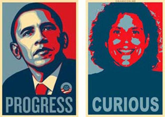 Obama brand, Obama poster, OBAMICONMEX Paste Magazine, Shepard Fairey