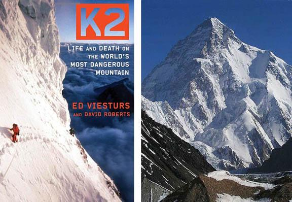 Ed Viesturs, mountaineering, books on climbing