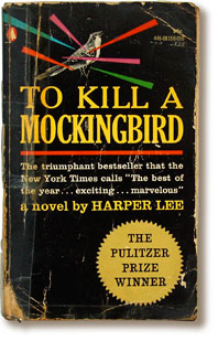 To Kill A Mockingbird, race and prejudice, morality tale, 50th anniversary, Scout Finch