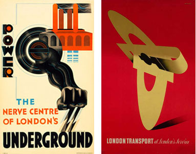 WWII posters, London Underground, Modern Posters, World War II Life, Transformational Graphics
