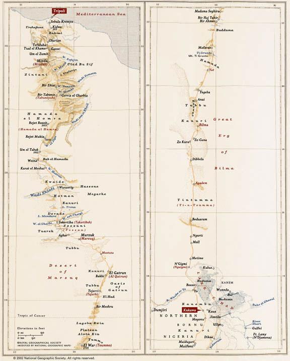 sahara journeys, camels, John Hare, explorers, travel essays, desert adventures,
