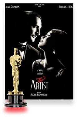 The Artist, best picture prediction 2012, academy awards