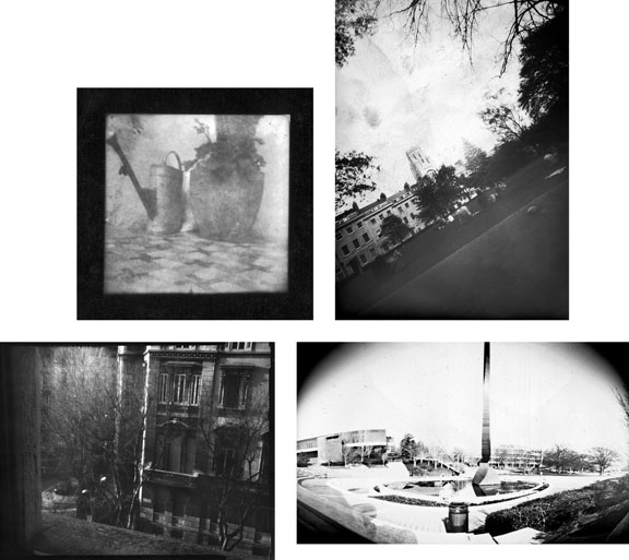 Worldwide Pinhole Photography, predigital photography, DIY cameras, black and white photography, Flickr pinhole group members