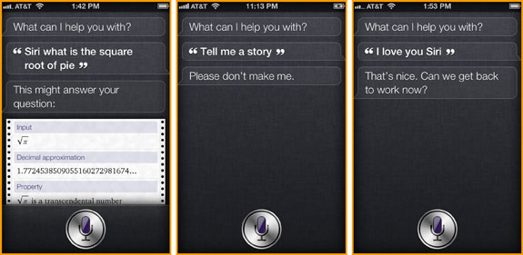 fun and humor, what's funny, Siri's best responses, iPhone features, personal assistant software