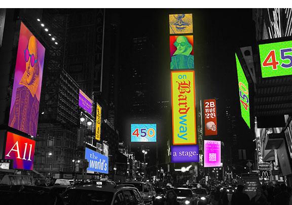 William Shakespeare, the Bard @ 450, anniversary of Shakespeare birth, celebrating Shakespeare, Shakespeare celebrations USA, international celebrations, what's happening in New York,