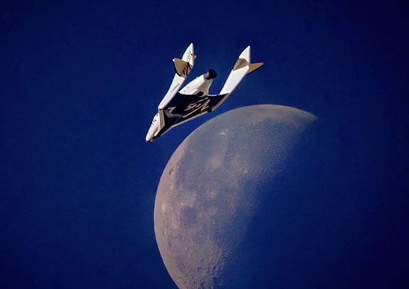 space tourism, space travel, women in space, Virgin Galactic,