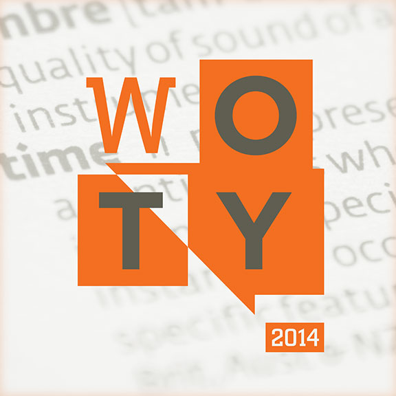 Oxford English Dictionary Word of the Year, fun and humor, woty 2014, language popularity,
