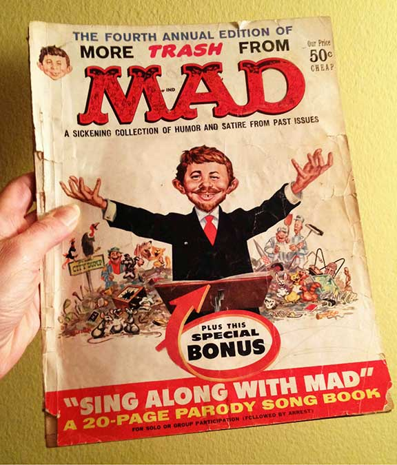 mad magazine, charlie hebdo, social satire in publishing, freedom of the press, opinion and commentary,