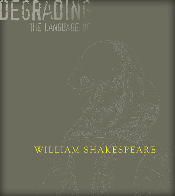 opinion and commentary, WIlliam Shakespeare, modernizing Shakespeare's language, mass consumption, retooling the classics, theater and the mass audience, Shakespeare for the 21st century audience, Play On! 36 Playwrights Translate Shakespeare, Oregon Shakespeare Festival,