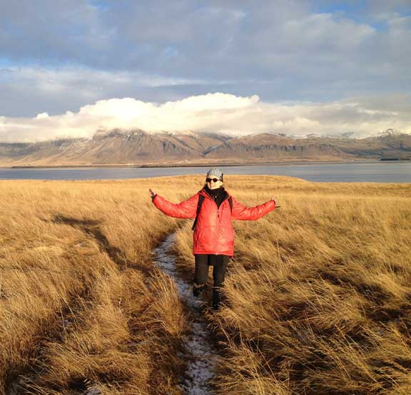 Reykjavik highlights, 4 days in Iceland, The Northern Lights, Reykjavik restaurants, travel in Iceland, Iceland's island of Videy, what to see and do in Iceland, Iceland travel essay, Iceland travel tips, Arctic travel, Yoko Ono's Imagine Peace Tower,