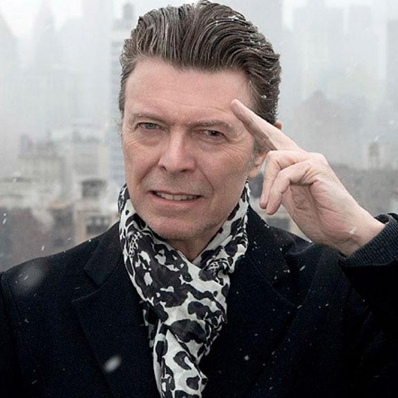 David Bowie, Musician, Creator, Innovator, Future-forward thinker, Artist, Influencer,