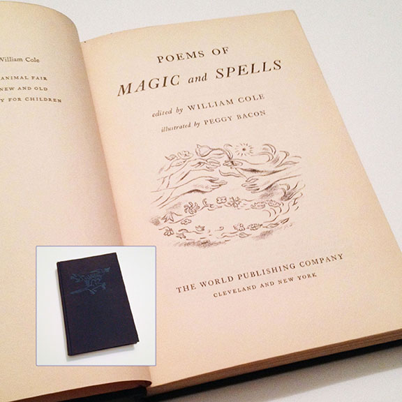 Poems of Magic and Spells, valentine's day gifts, books for valentine's day, books as gifts for valentine's day, alternative gifts to chocolates and flowers, unique valentine's day gifts, vintage valentine's day gifts, vintage books for your valentine, say happy valentine's day with a book, give books instead of chocolate and flowers,